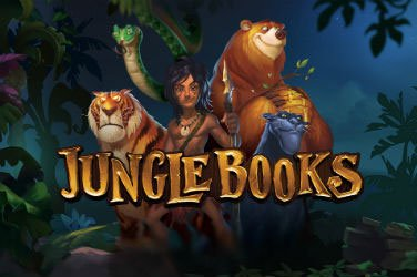 Jungle Books Yggdrasil Gaming Spielautomat