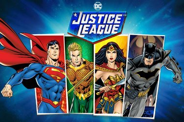 Justice League Comic  Spielautomat