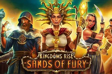 Kingdoms Rise: Sands of Fury  Spielautomat