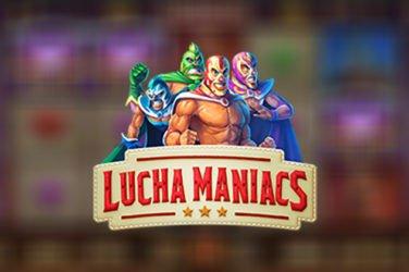 Lucha Maniacs Slotmaschine gratis