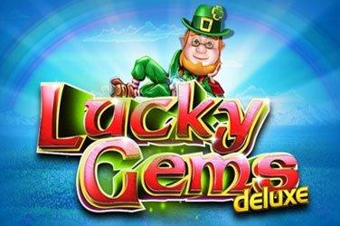 Lucky Gems Deluxe  Spielautomat
