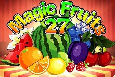 Magic Fruits 27 Wazdan Spielautomat