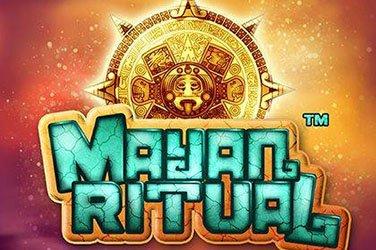 Mayan Ritual Wazdan Spielautomat
