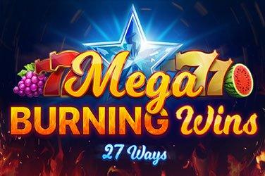 Mega Burning Wins: 27 Ways  Spielautomat