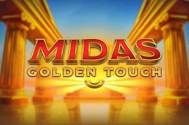 Midas Golden Touch  Spielautomat