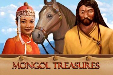 Mongol Treasure Endorphina Spielautomat