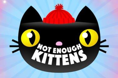Not Enough Kittens Thunderkick Spielautomat