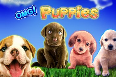 Omg Puppies  Spielautomat