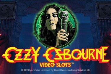 Ozzy Osbourne  Spielautomat