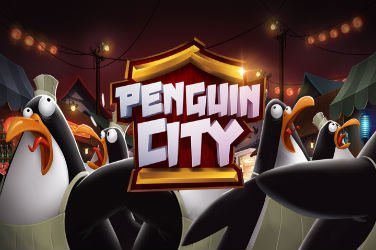 Penguin City  Spielautomat