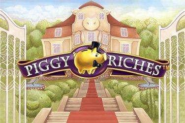 Piggy Riches NetEnt Spielautomat