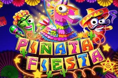 Pinata Fiesta iSoftBet Spielautomat