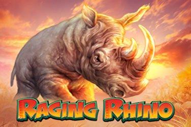 Raging Rhino WMS Gaming Spielautomat