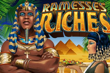 Ramesses Riches NextGen Gaming Spielautomat