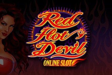 Red Hot Devil MicroGaming Spielautomat