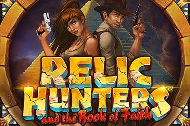 Relic Hunters and the Book of Faith  Spielautomat
