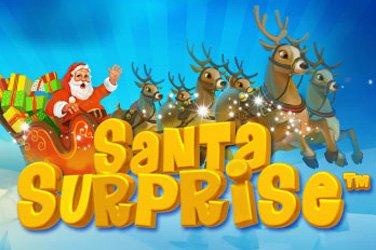 Santa Surprise Playtech Spielautomat