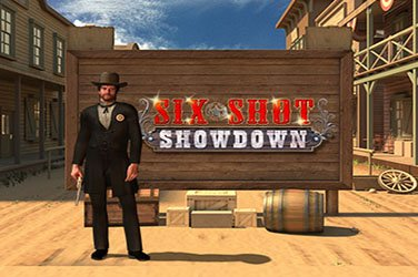 Six Shot Showdown RTG Spielautomat