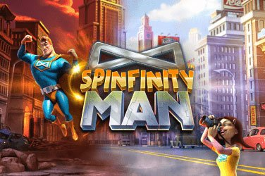 Spinfinity Man  Spielautomat