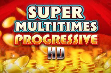 Super Multitimes Progressive Hd iSoftBet Spielautomat