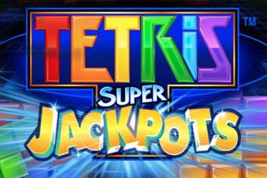 Tetris Super Jackpots WMS Gaming Spielautomat