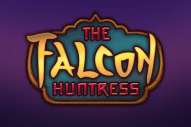 the Falcon Huntress Thunderkick Spielautomat