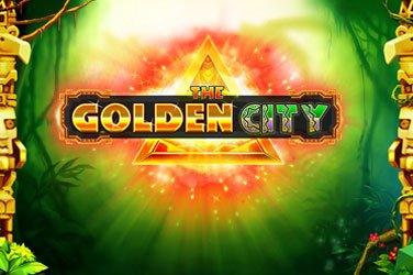 the Golden City  Spielautomat