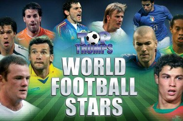 Top Trumps World Football Stars Playtech Spielautomat