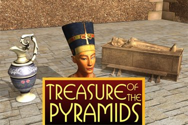 Treasure of the Pyramids  Spielautomat