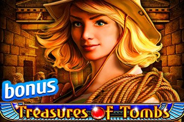 Treasures of Tombs (bonus) Playson Spielautomat
