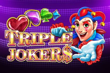 Triple Jokers  Spielautomat