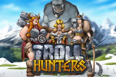 Troll Hunters Play n GO Spielautomat