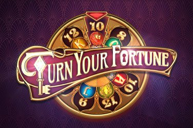 Turn Your Fortune NetEnt Spielautomat