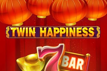 Twin Happiness NetEnt Spielautomat