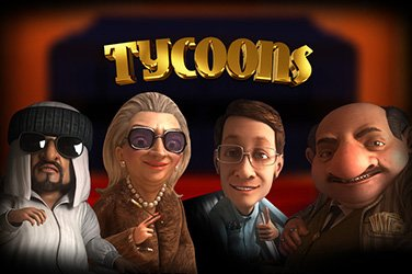 Tycoons Mobile BetSoft Spielautomat