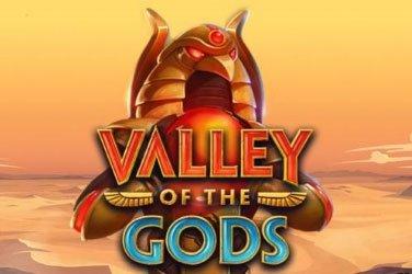 Valley of the Gods Slotmaschine gratis spielen