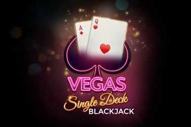 Vegas Single Deck Blackjack  Spielautomat