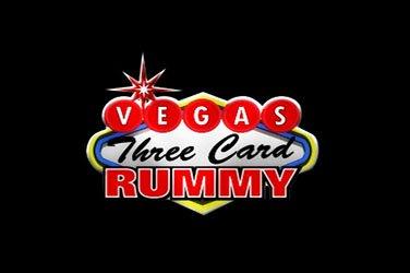 Vegas Three Card Rummy RTG Spielautomat
