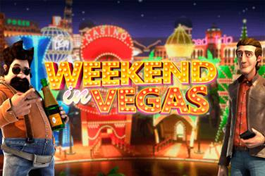 Weekend In Vegas BetSoft Spielautomat