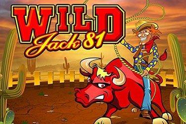 Wild Jack 81 Wazdan Spielautomat