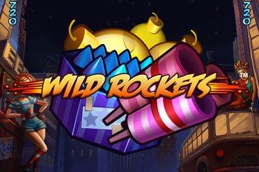 Wild Rockets NetEnt Spielautomat