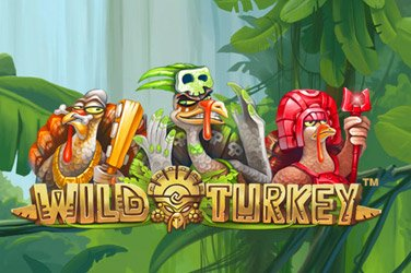Wild Turkey NetEnt Spielautomat