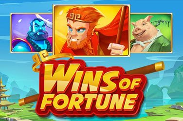 Wins of Fortune Quickspin Spielautomat