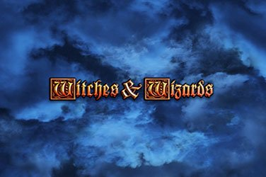 Witches and Wizards RTG Spielautomat