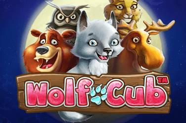 Wolf Cub NetEnt Spielautomat