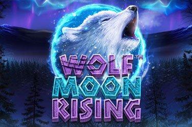 Wolf Moon Rising  Spielautomat