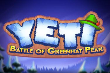 Yeti Battle of Greenhat Peak Thunderkick Spielautomat