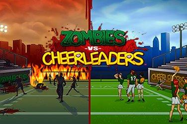 Zombies Versus Cheerleaders RTG Spielautomat